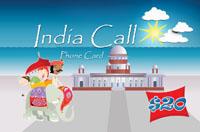 India Call $20